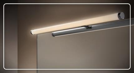 Illuminazione per il bagno: la scelta facile