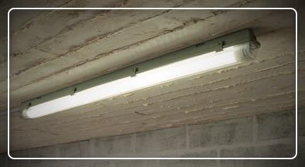 Illuminazione per garage: la scelta facile