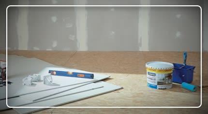 Materiali e attrezzi per cartongesso: la scelta facile