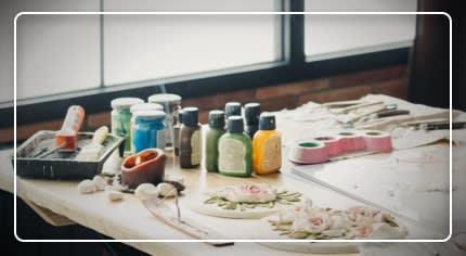 Materiali e vernici per hobbistica: la scelta facile