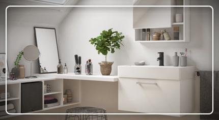 Mobili bagno: la scelta facile