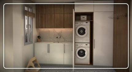 Mobili lavanderia: la scelta facile