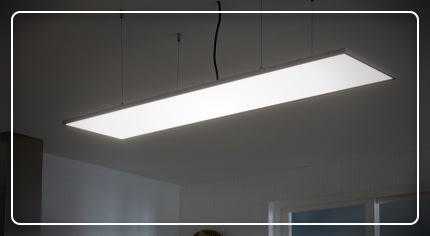 Pannelli LED: la scelta facile