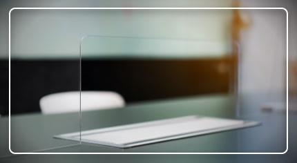 Plexiglass parafiato: la scelta facile
