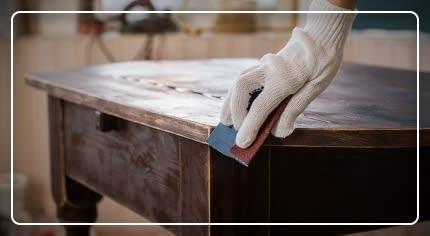 Prodotti restauro mobili: la scelta facile