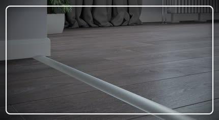 Profili e soglie per pavimenti: la scelta facile