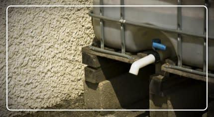 Serbatoio acqua piovana: la scelta facile