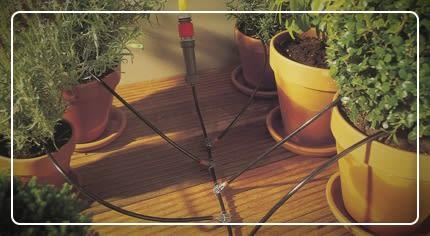 Sistema di irrigazione a goccia e microirrigazione: la scelta facile