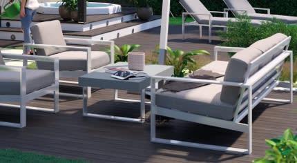 Nuovi mobili da giardino