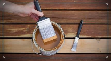 Impregnanti per legno: la scelta facile
