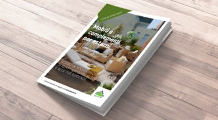 Catalogo mobili da giardino 2021