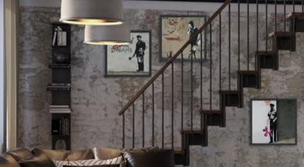 Quadri e stampe dallo stile di Banksy