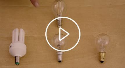 Lampadine risparmio energetico