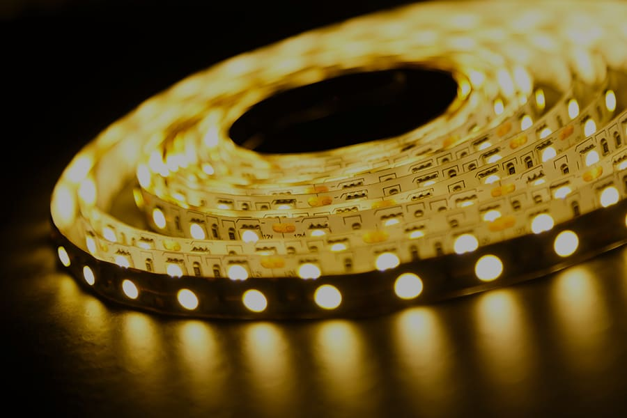 Illuminazione Strisce Led Esterno