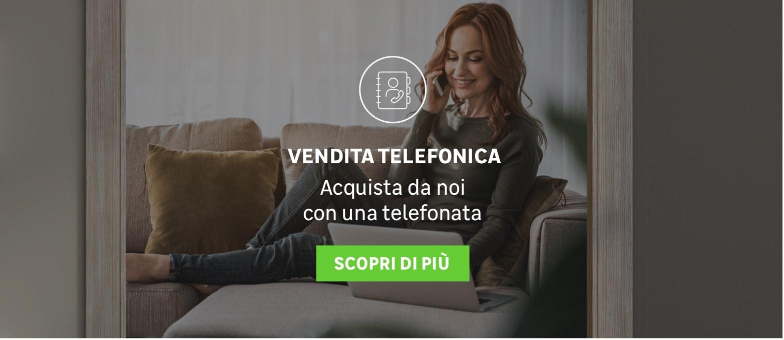 Servizio di vendita telefonica