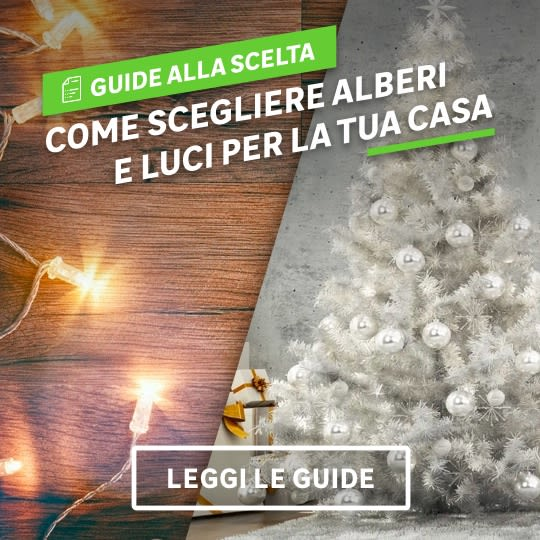 La scelta facile: tutto per il Natale