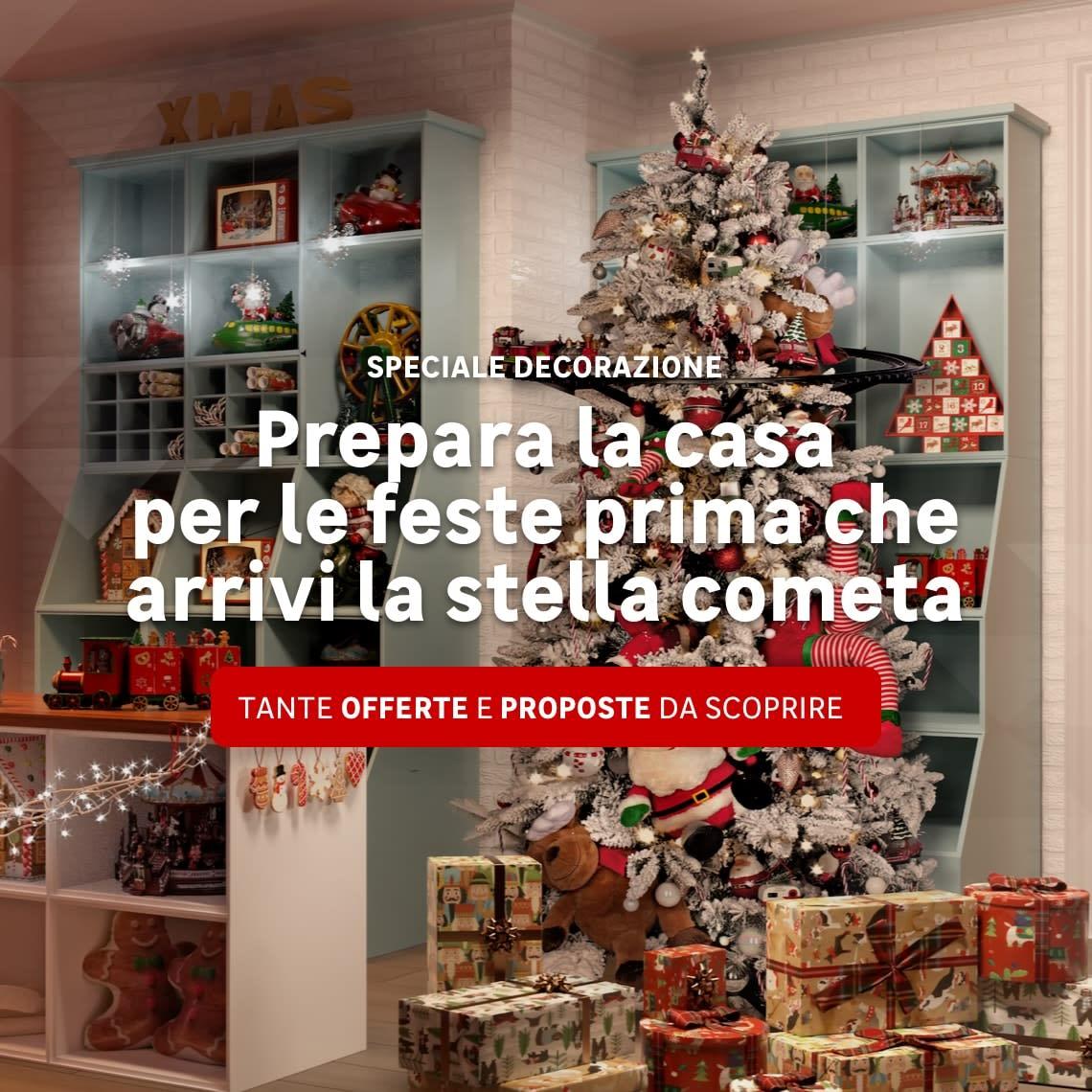 Opecom Speciale Decorazione: focus Natale