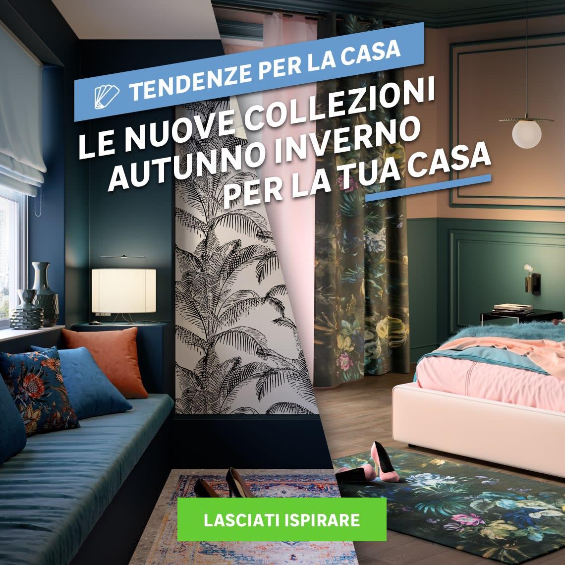 Catalogo idee e progetti: Stili e tendenze per la casa