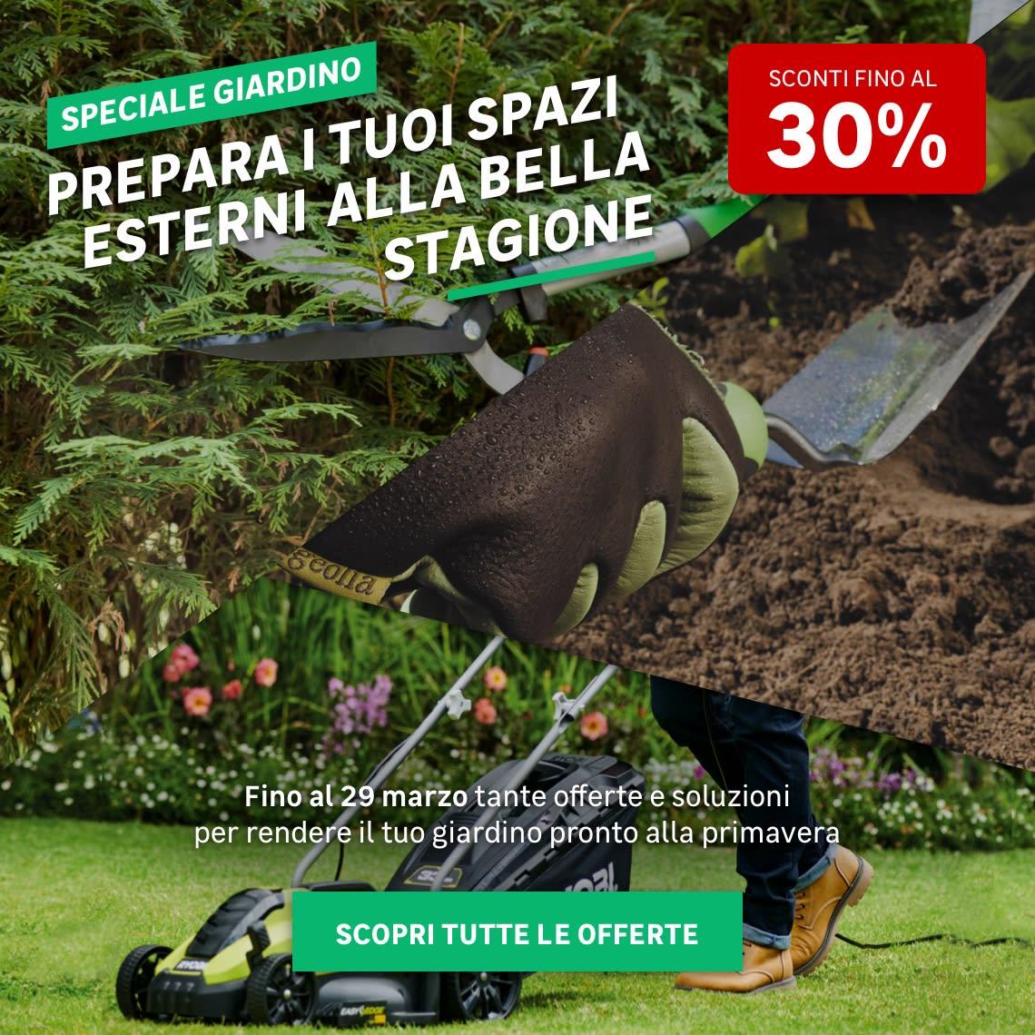 Leroy Merlin - Opecom focus Giardino 2021