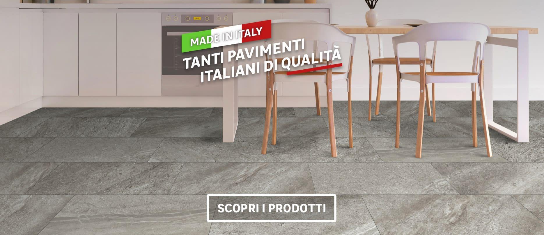 Made in Italy: i nostri migliori pavimenti