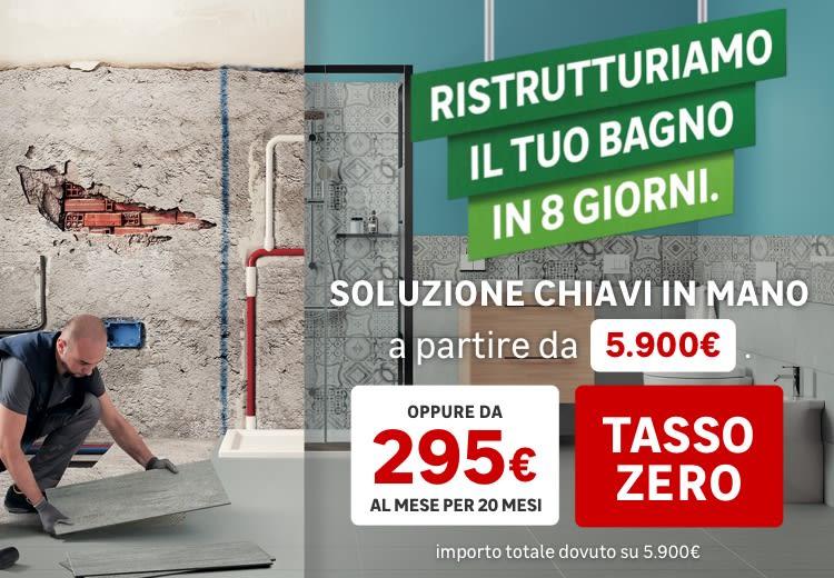 Vasca Da Bagno Da Incasso Leroy Merlin : Arredo bagno e sanitari: idee offerte e prezzi per larredo bagno