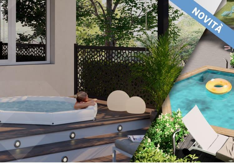 Idee e progetti piscine