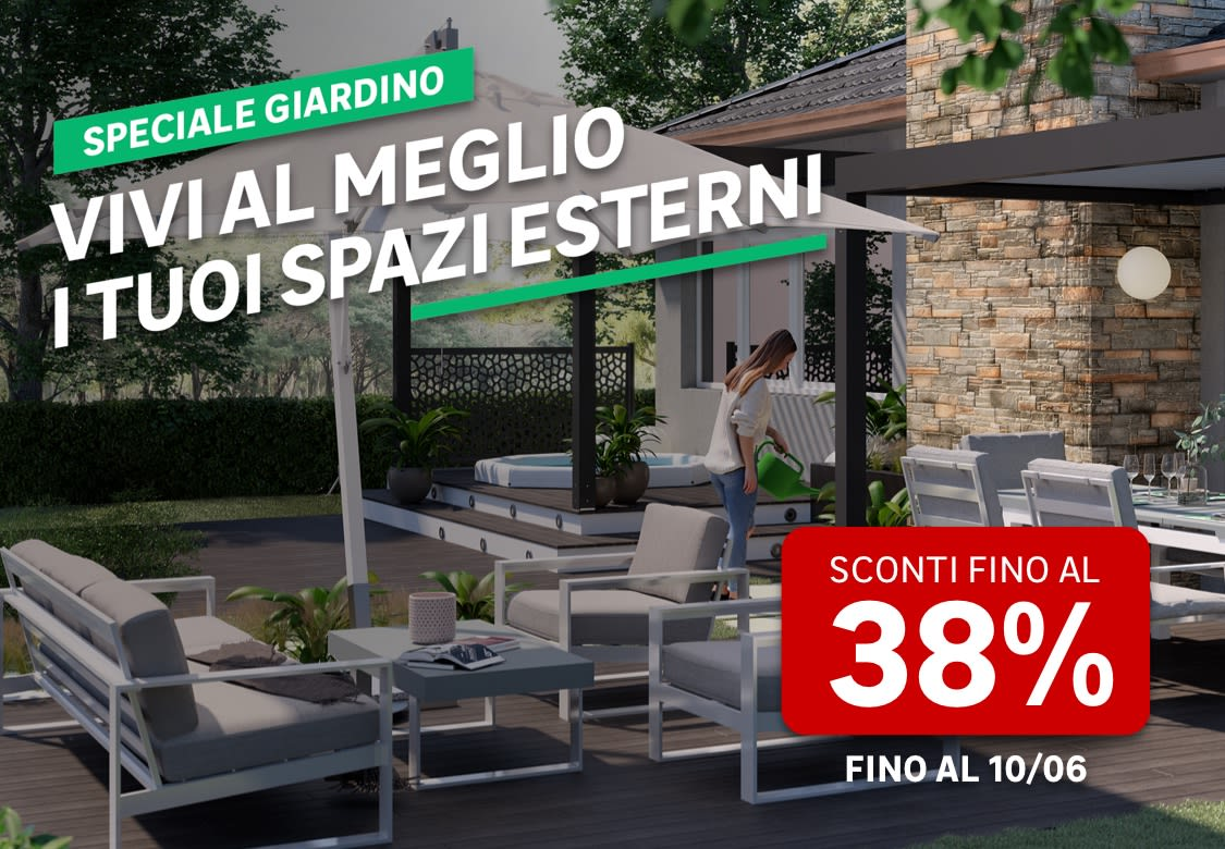 Negozi Di Mobili Roma mobili da giardino e accessori | leroy merlin