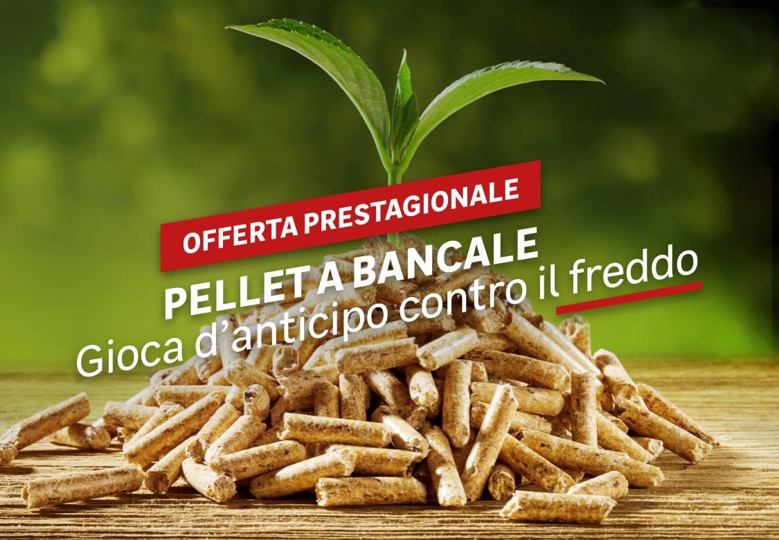 Speciale pellet: offerta prestagionale