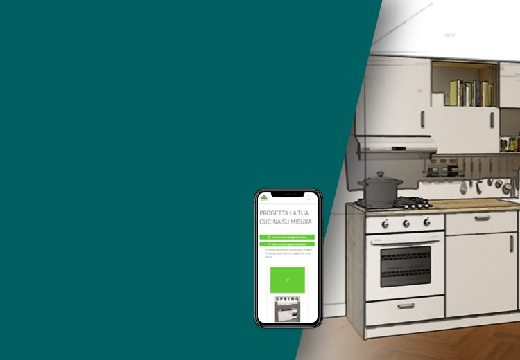 Configuratore cucina