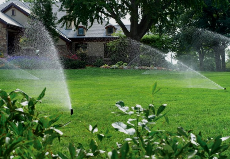 Speciale impianti irrigazione