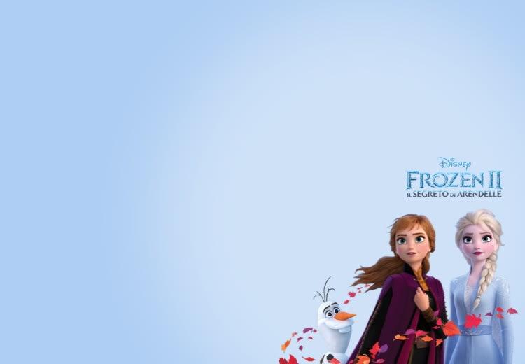 Prodotti Frozen 2