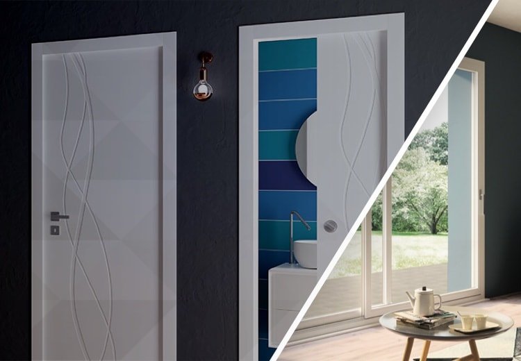 Catalogo digitale porte e finestre