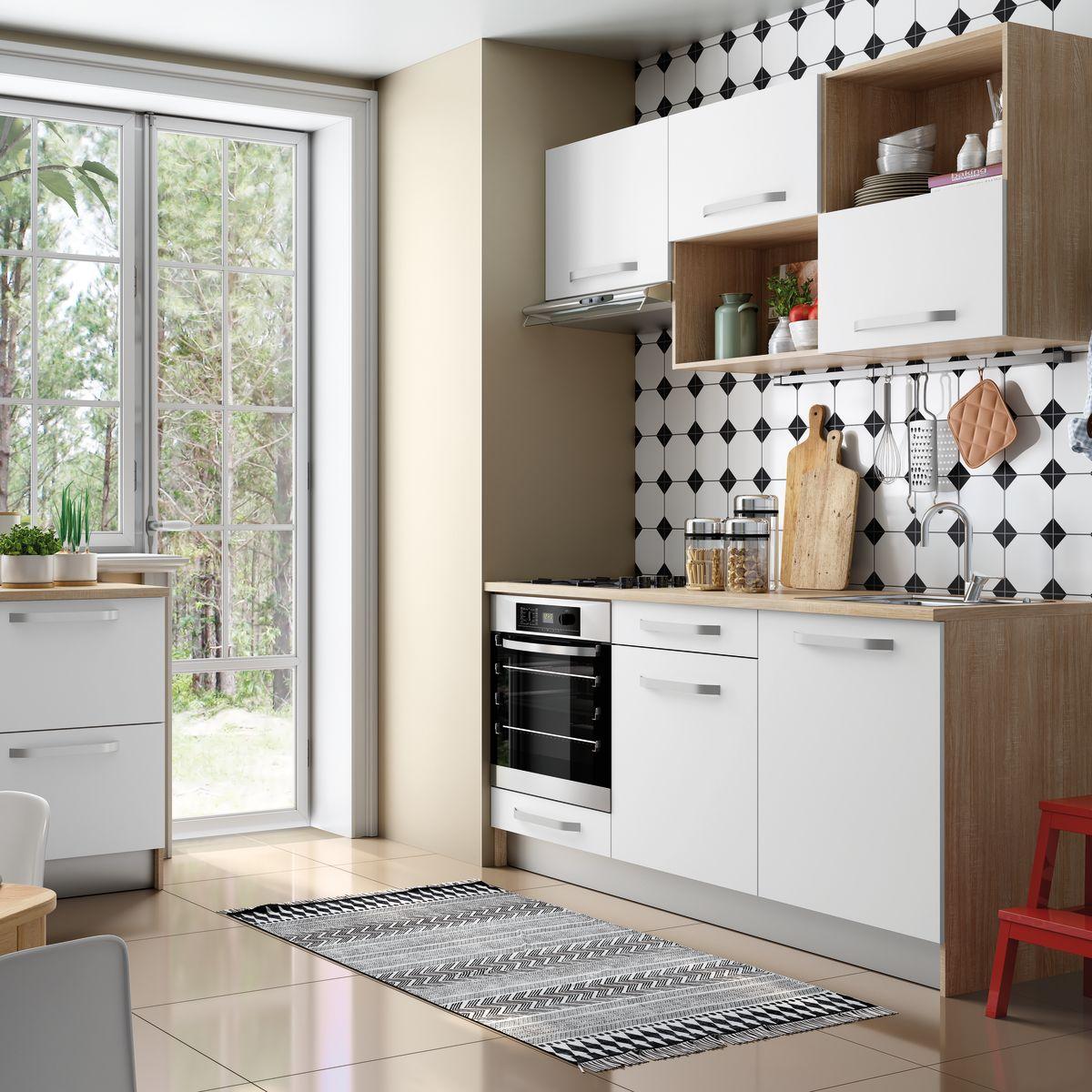 Strutture per cucine componibili free basi cucina in kit - Cremonas leroy merlin ...