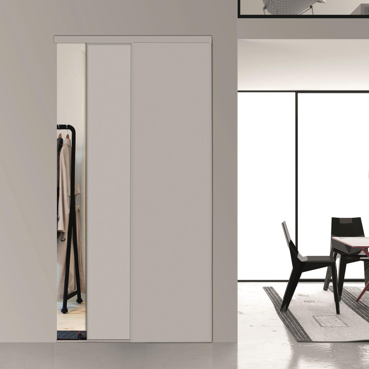 Free porte scale e finestrekit ante toledo laccato bianco for Pannelli boiserie leroy merlin