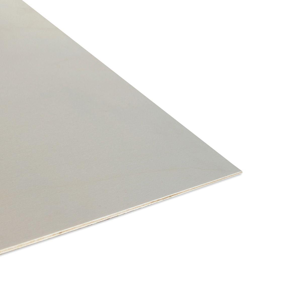 Pannello compensato multistrato pioppo 4 x 400 x 800 mm for Pannelli boiserie leroy merlin