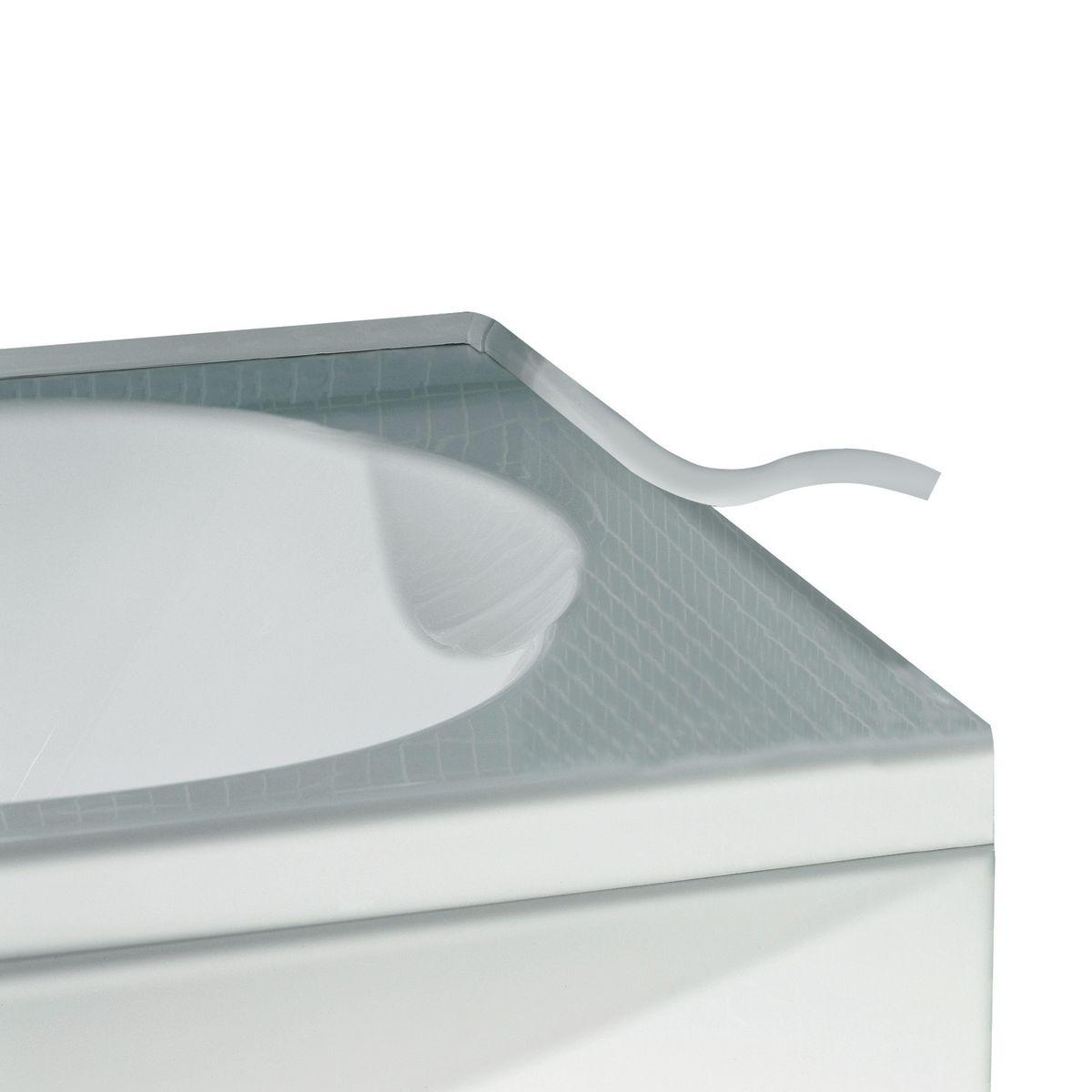 Profilo bordo vasca bianco prezzi e offerte online - Profili auto per colorare ...