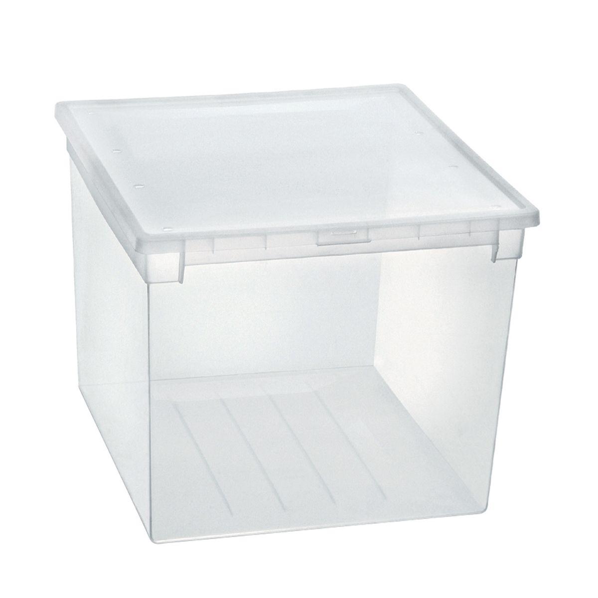 Scatole per armadi ordinett ordine e scatole scarpe l x h for Scatole plastica ikea