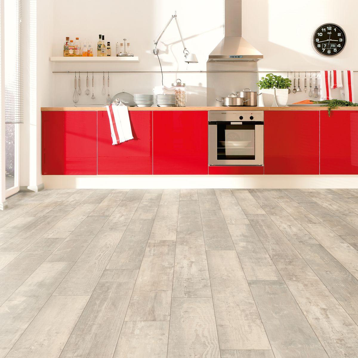 Pavimento laminato cement light 4b 8 mm prezzi e offerte - Piani tavolo leroy merlin ...