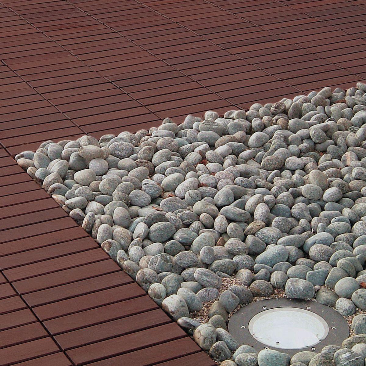 Pavimenti per giardini prezzi giardino e x tanaro for Pavimento legno esterno leroy merlin