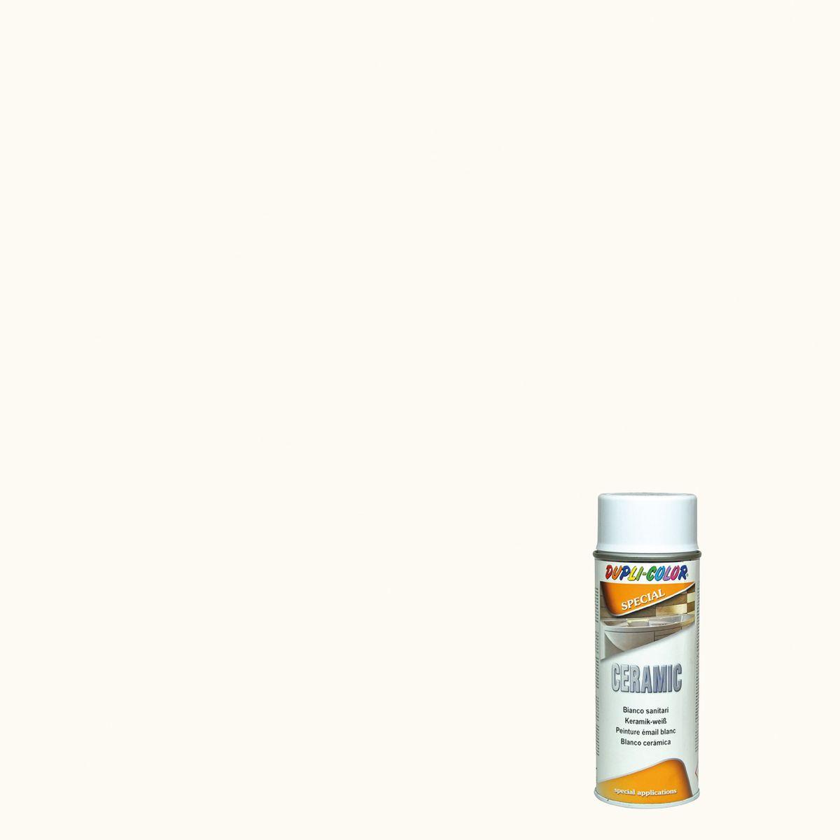 Smalto spray ceramic per sanitari bianco brillante 0 4 l for Erba sintetica prezzi leroy merlin