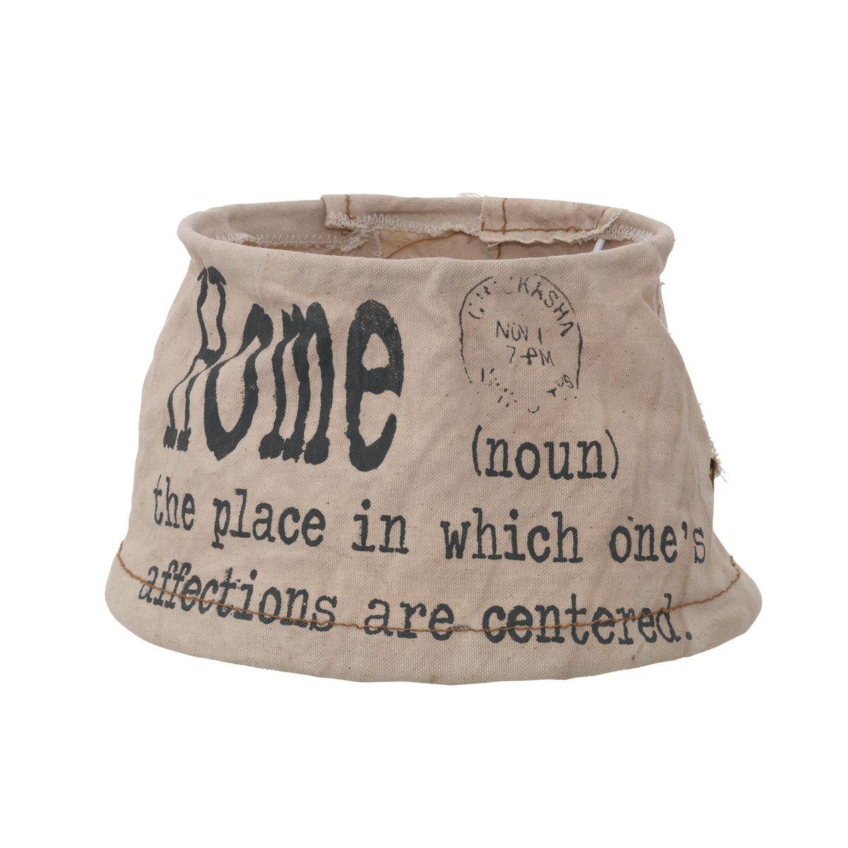 paralume per lampada da comodino personalizzabile vintage grigio ... - Telai Per Paralumi Napoli