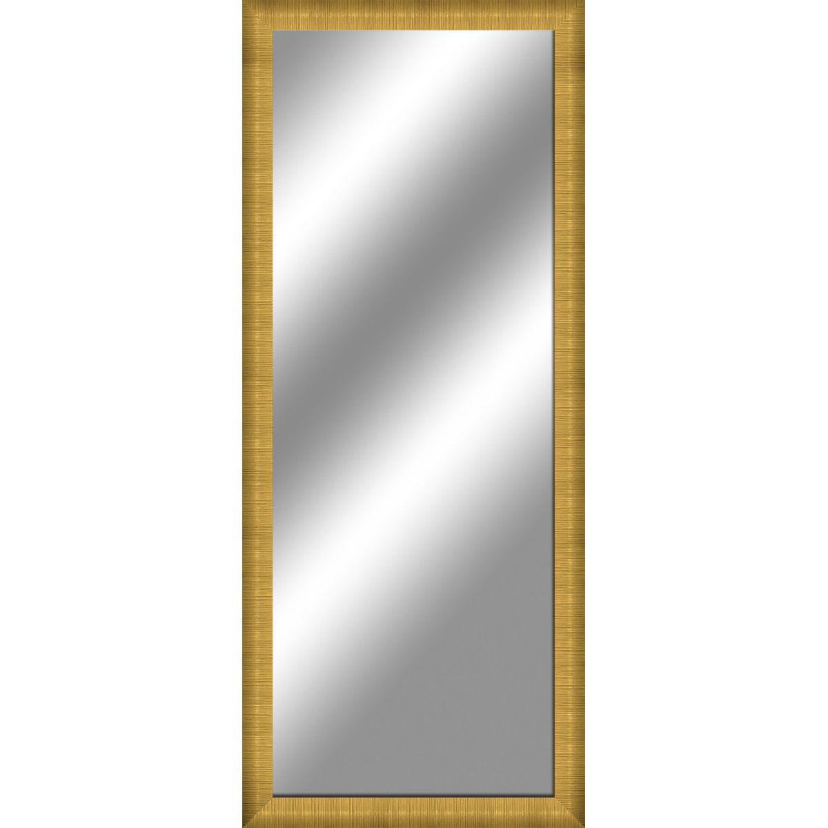 Specchio sibilla oro 60 x 160 cm prezzi e offerte online for Tralicci leroy merlin
