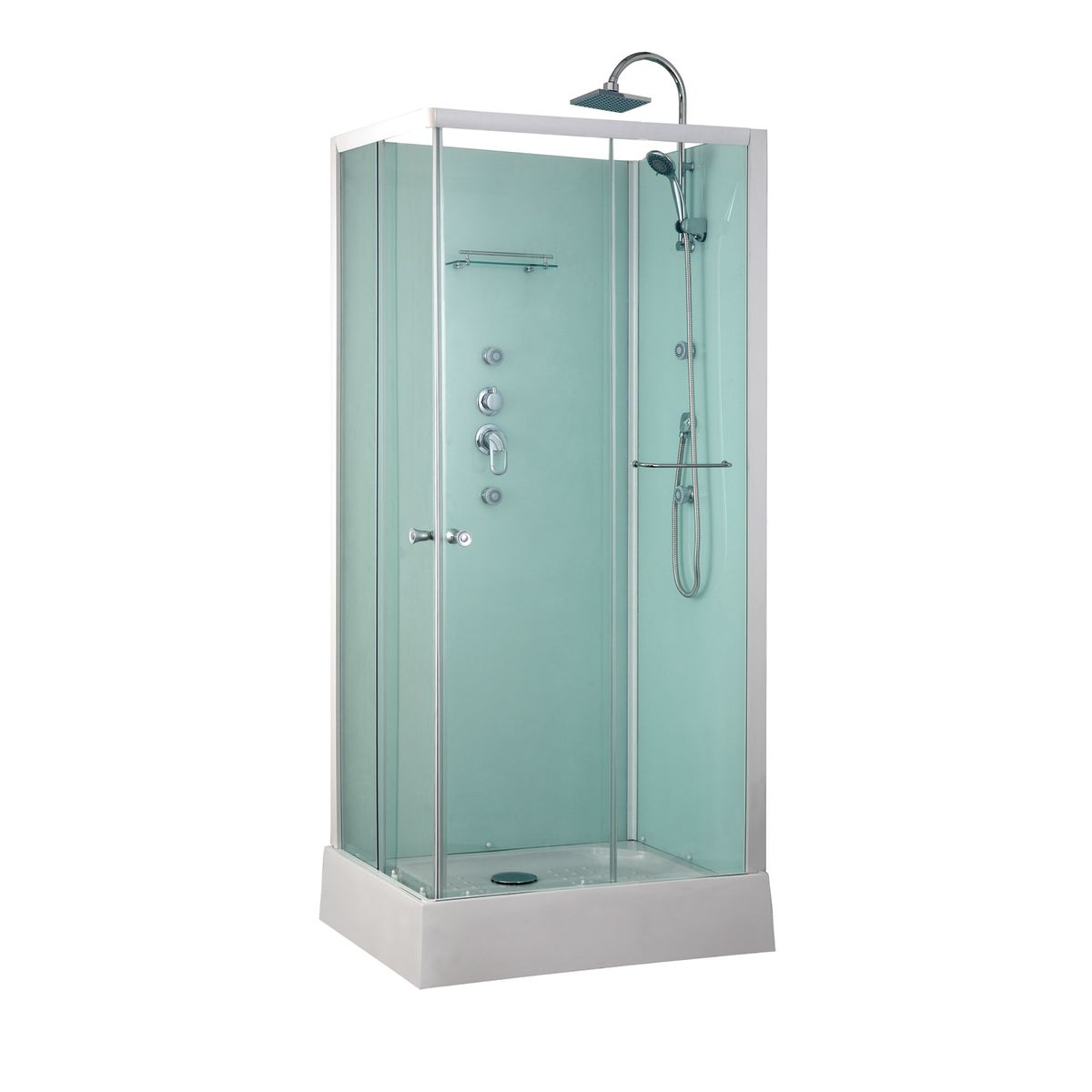 Guarnizioni box doccia leroy merlin simple perfect cabina for Porta doccia leroy merlin