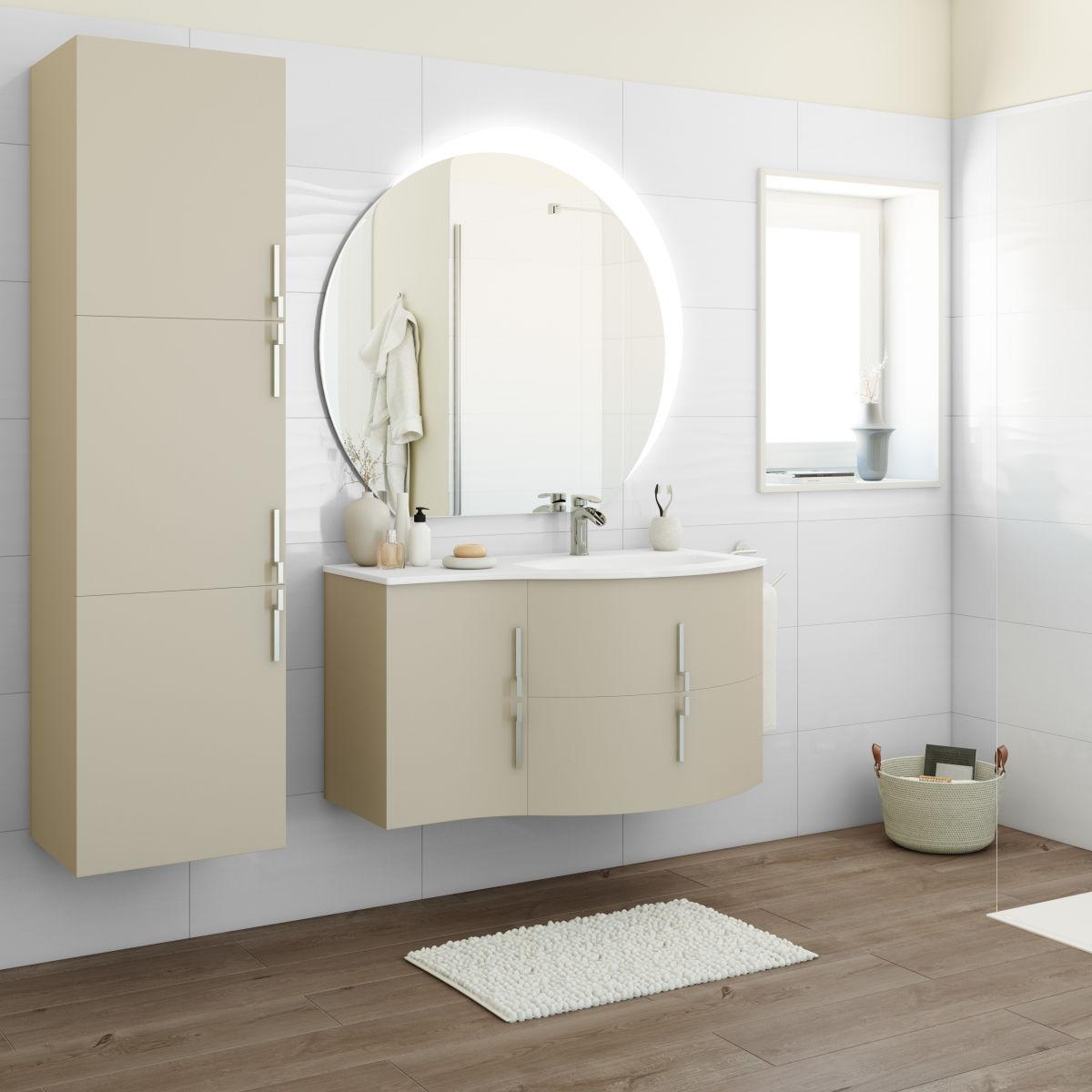 Piastrelle bagno 30x60 cheap guarda i particolari with piastrelle bagno 30x60 bagno moderno - Piastrelle bagno 30x60 ...