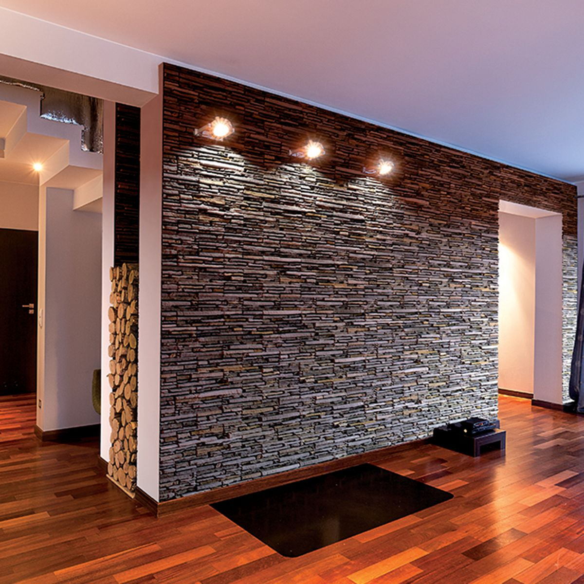 Rivestimento decorativo leroy merlin gw04 pineglen - Rivestimento decorativo pareti ...