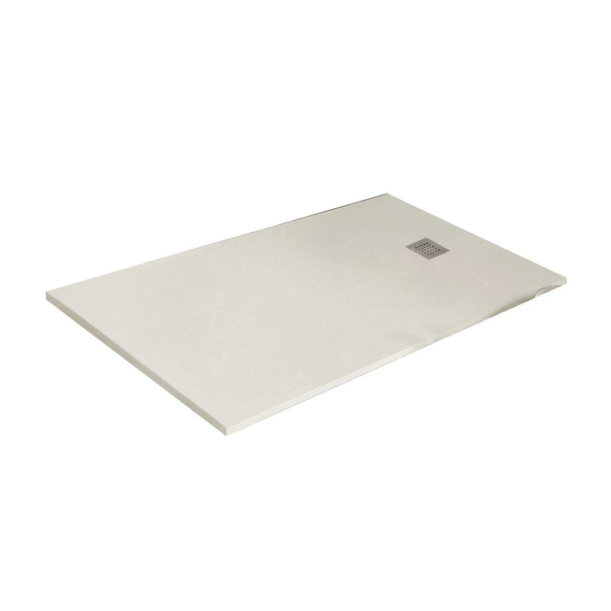 Piatto doccia resina Strato 120 x 80 cm bianco: prezzi e ...