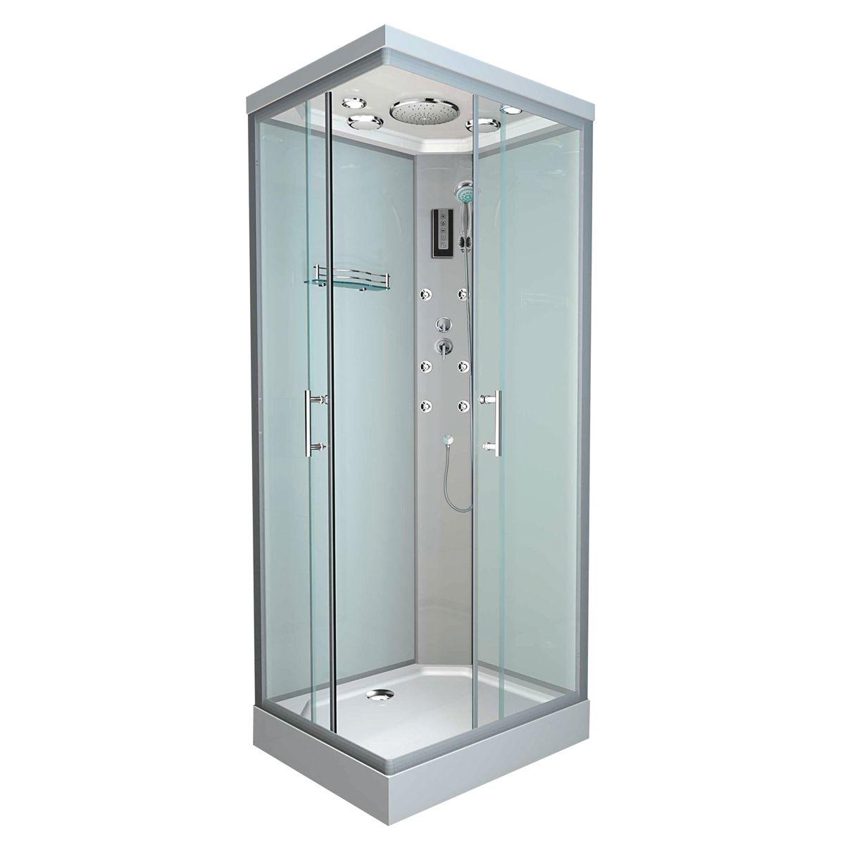 Moda vasca idromassaggio esterno leroy merlin oh24 pineglen - Cabine doccia prezzi leroy merlin ...
