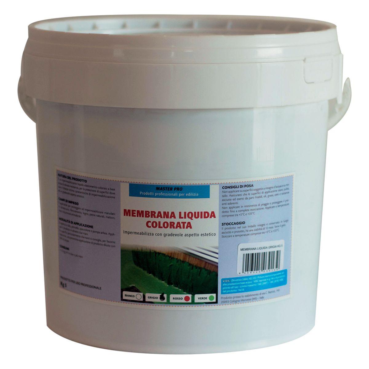 Membrana liquida grigia 5 kg: prezzi e offerte online
