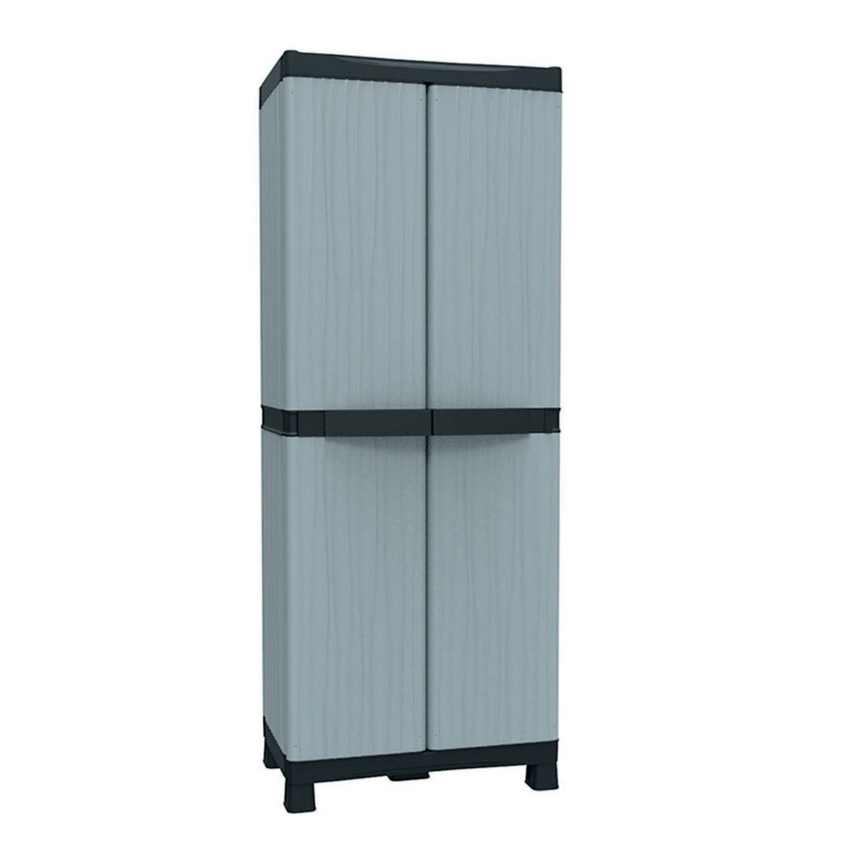 cool armadio spaceo l x p x h prezzi e offerte online with porte spaceo. Black Bedroom Furniture Sets. Home Design Ideas