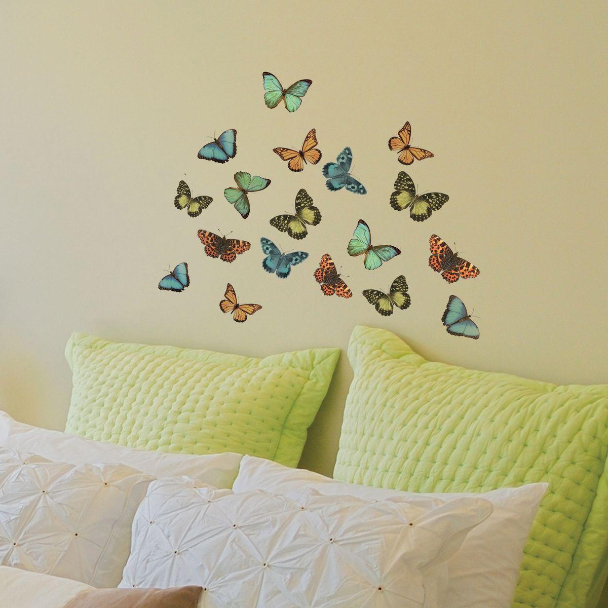 Sticker s farfalle prezzi e offerte online for Ricambi zanzariere leroy merlin